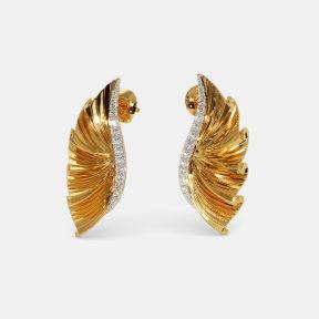 The Waltz Stud Earrings