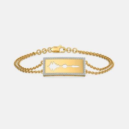 The Sparkle Of Love Bracelet