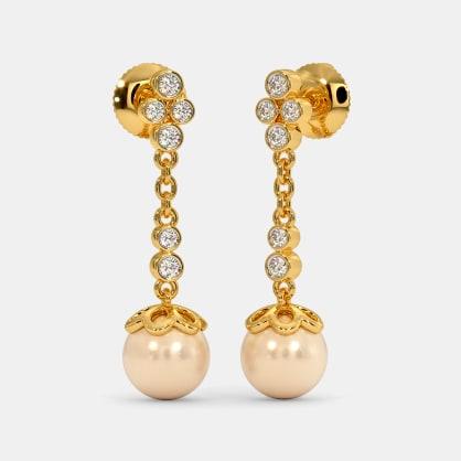 The Mawar Dangler Earrings