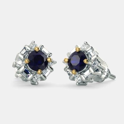 The Equitable Saga Stud Earrings