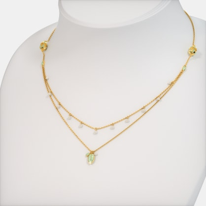 The Nais Layer Necklace