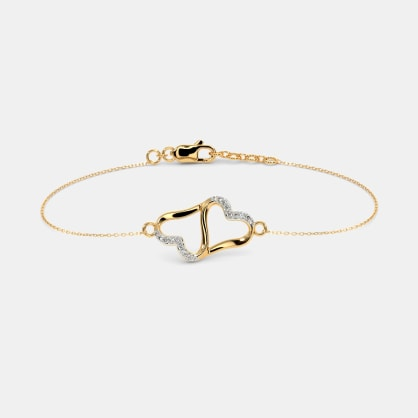 The Anchored Love Bracelet