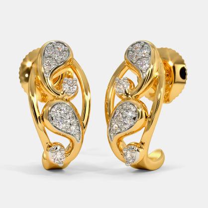 Kaveh J Hoop Earrings