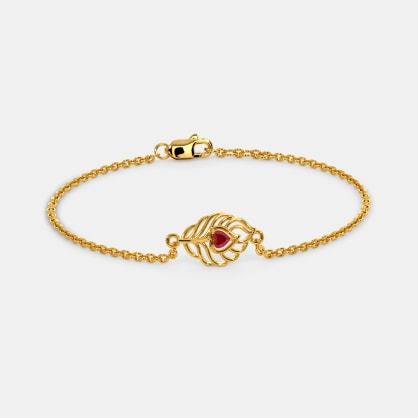 The Mor Pankh Bracelet
