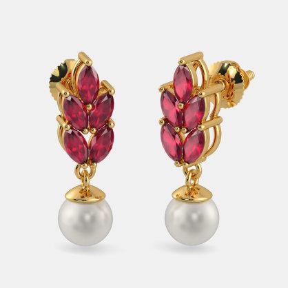 The Ocarina Drop Earrings