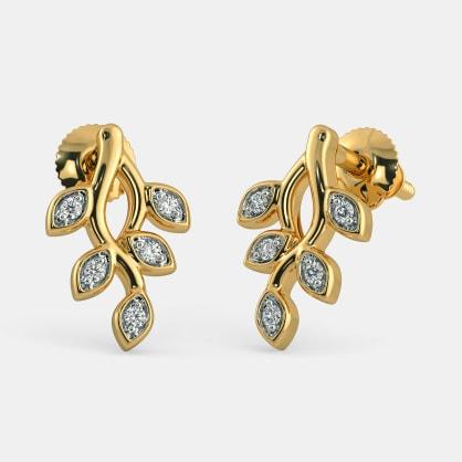 The Reverence Stud Earrings
