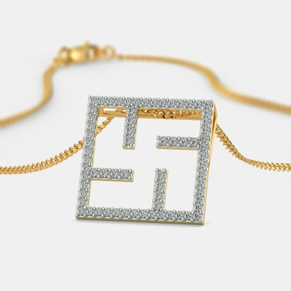 The Shubh Labh Pendant