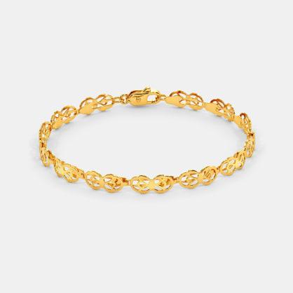 The Krisha Gold Bracelet