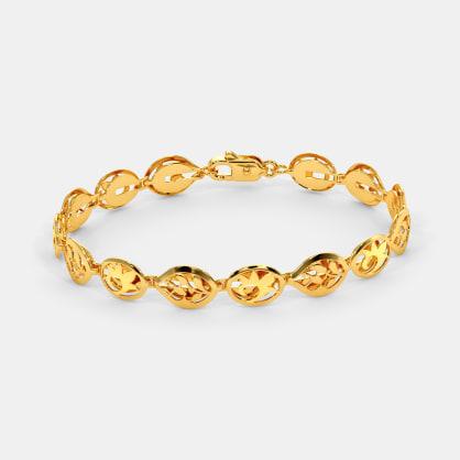 The Suvarna Gold Bracelet