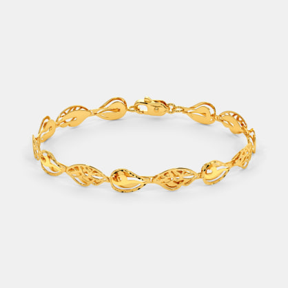 The Divija Gold Bracelet