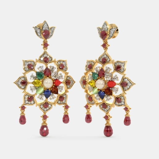 The Adornment Drop Earrings