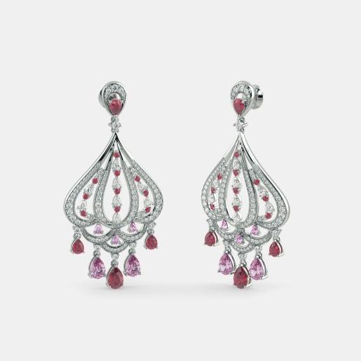 The Florescense Drop Earrings