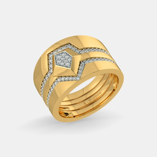 The Savoir Faire Stackable Ring