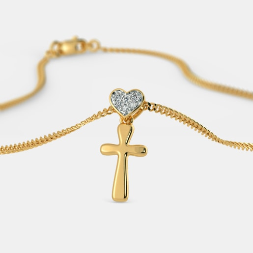 The Adam Cross Pendant