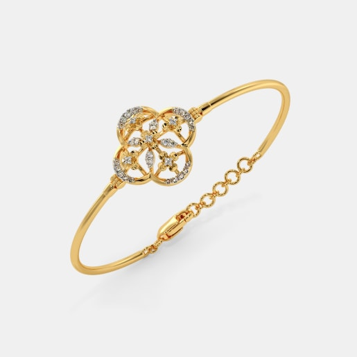 The Pital Oval Bangle