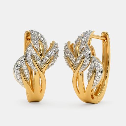 The Keria Hoop Earrings