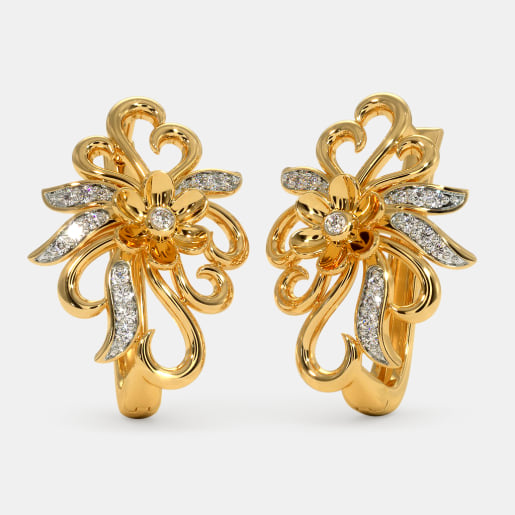The Vicente Hoop Earrings