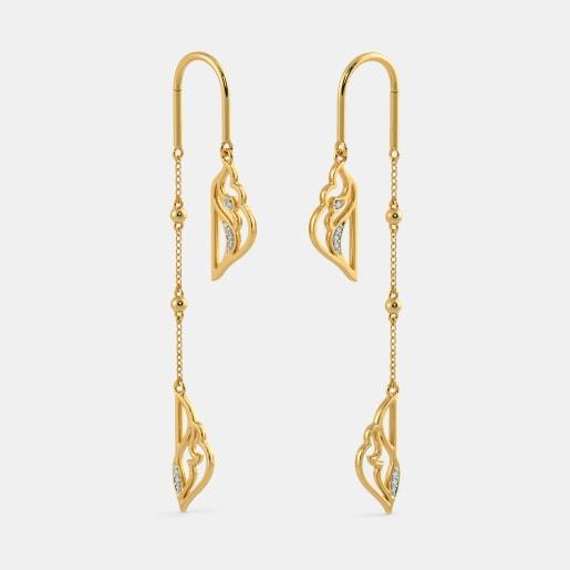 The Sehr Sui Dhaga Earrings