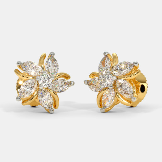 The Moscova Stud Earrings