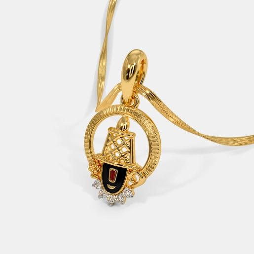 The Tirupati Pendant
