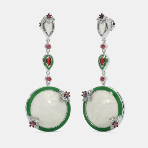 The Taichi Dangler Earrings