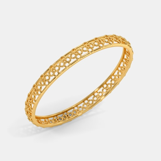 The Aamina Round Bangle