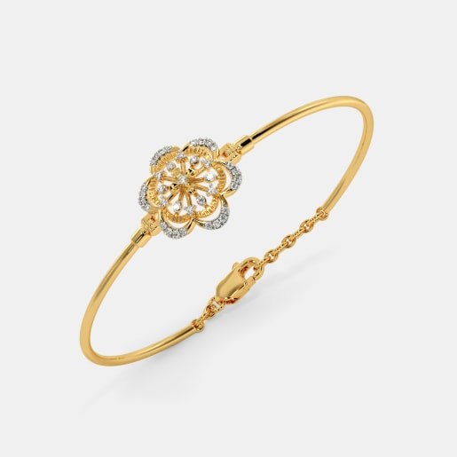 The Soneri Oval Bangle