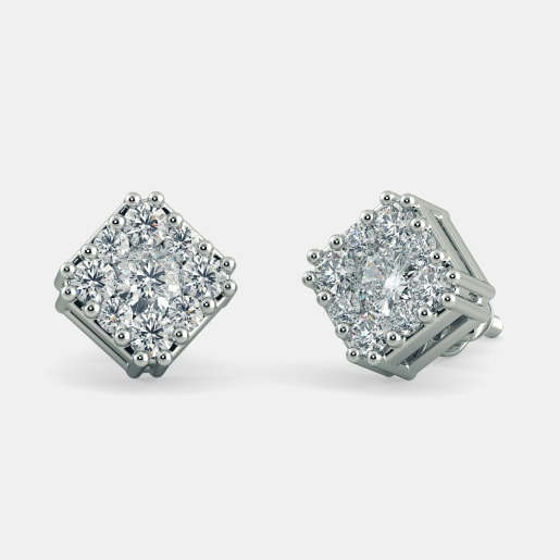 The Sweiral Stud Earrings