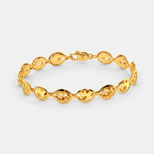 The Suvarna Gold Bracelet