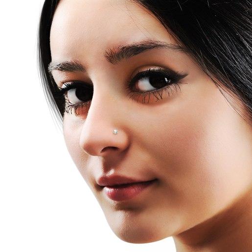 The Ixia Nose Pin