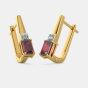 The Raima Hoop Earrings