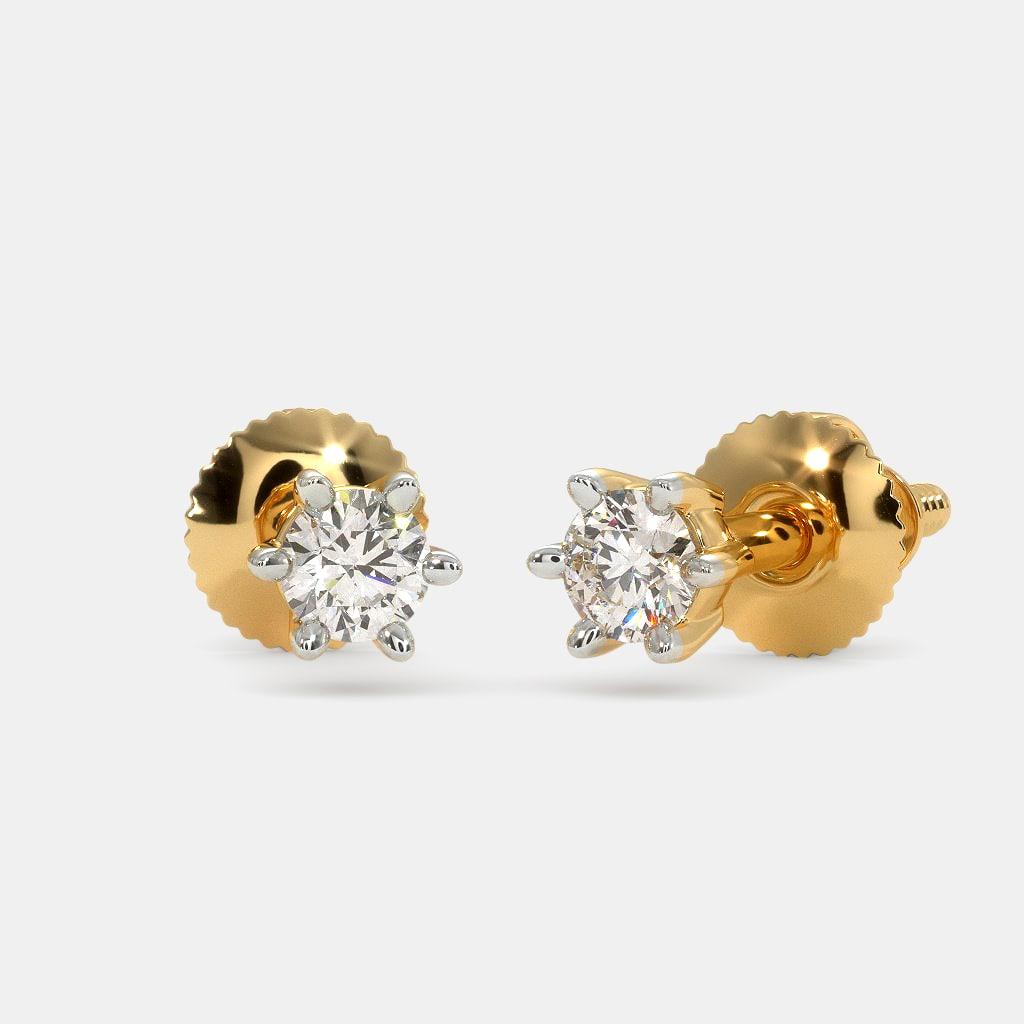 The Keavy Stud Earrings
