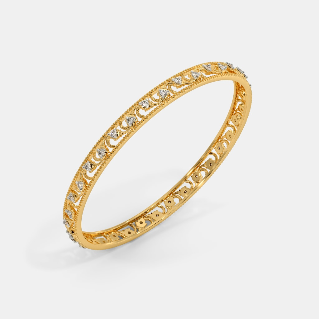 the almira bangle bluestone 89478