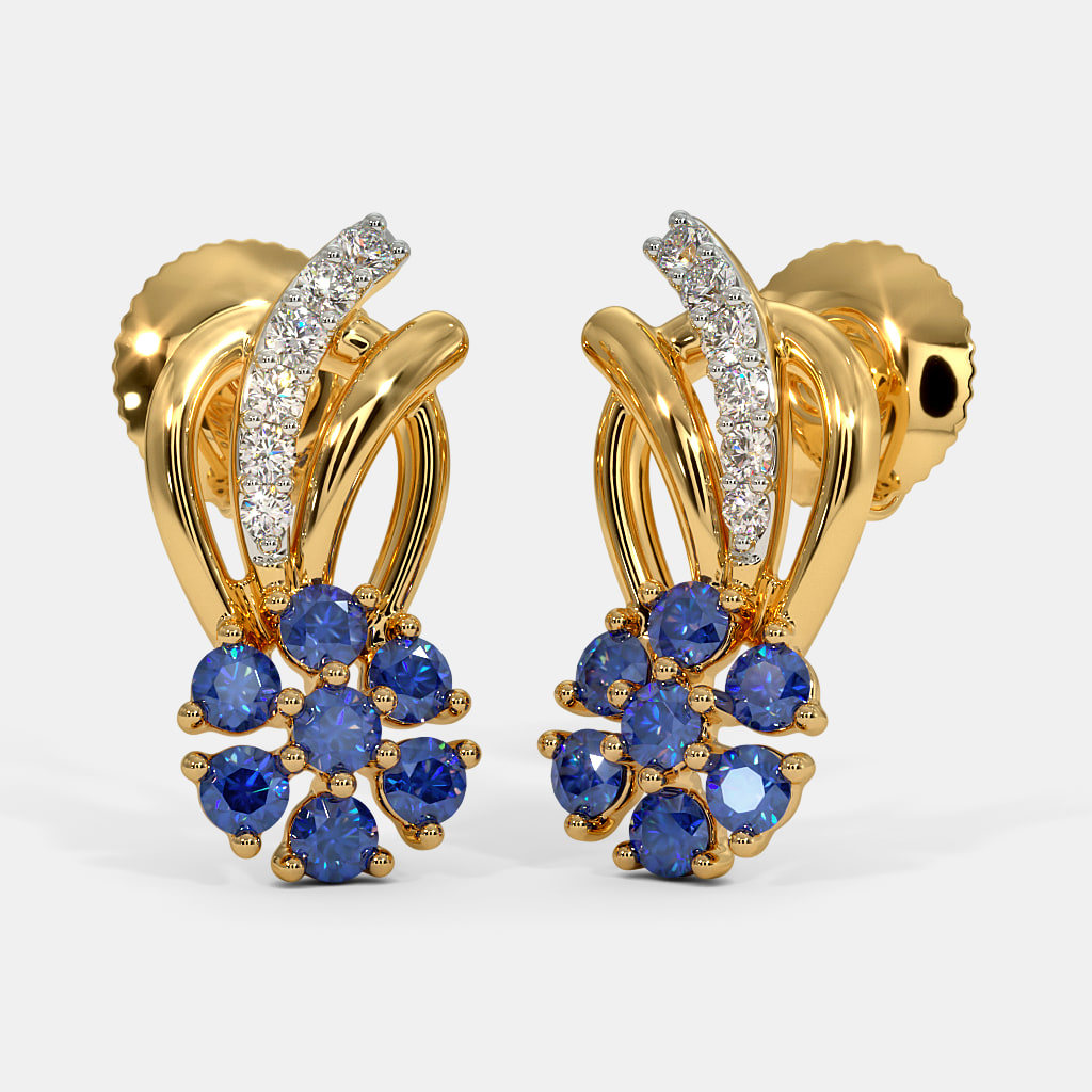The Aarna Stud Earrings