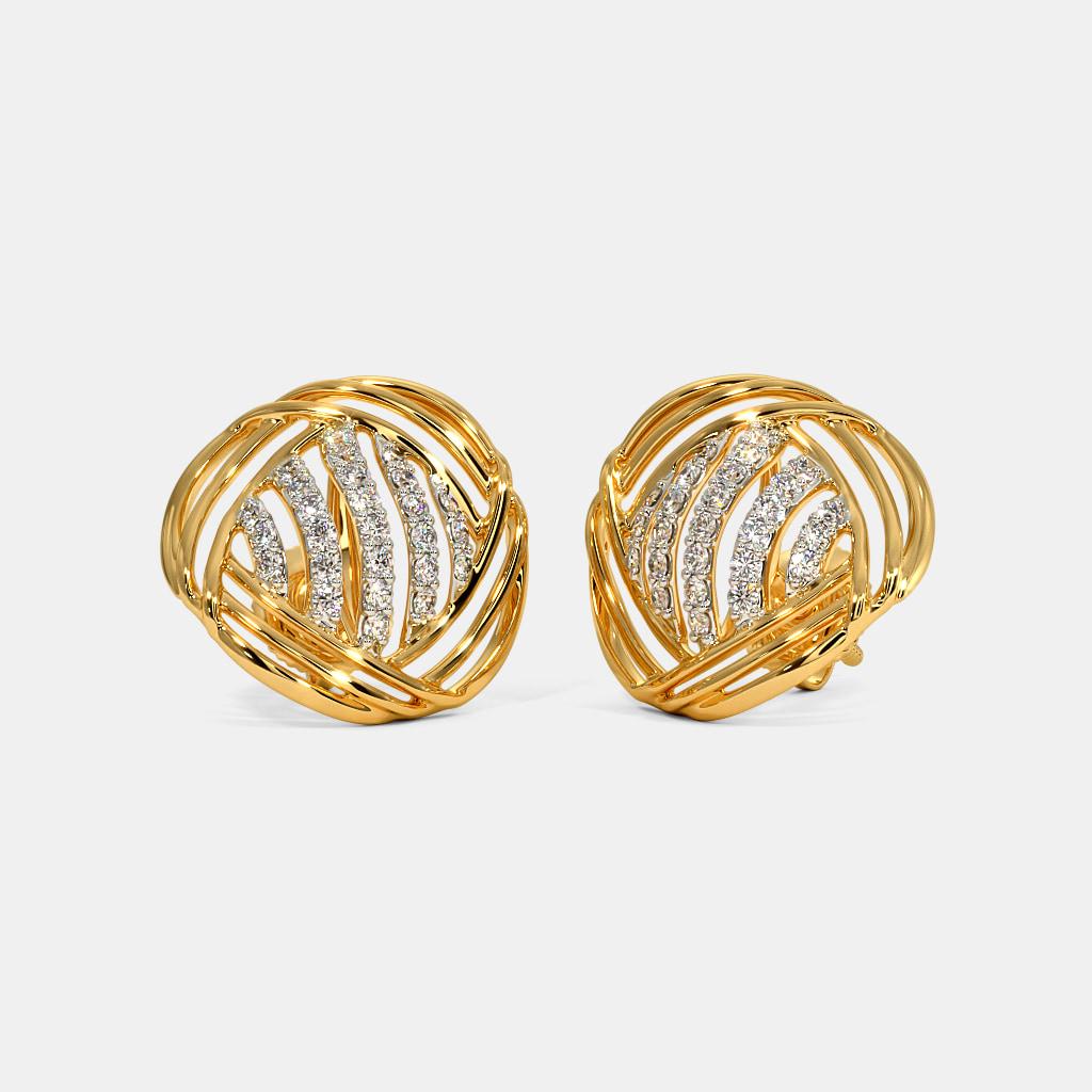 The Darius Stud Earrings