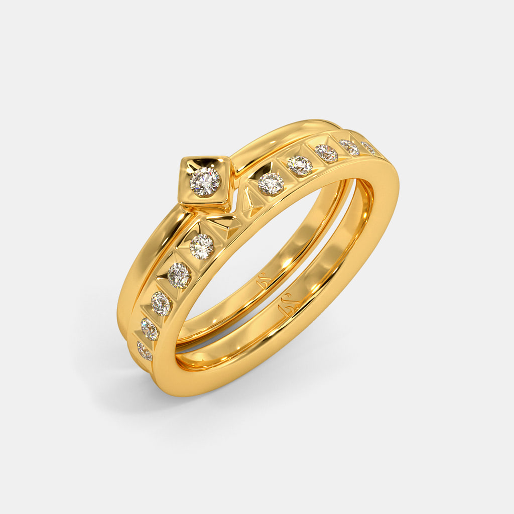 The Nanti Stackable Ring
