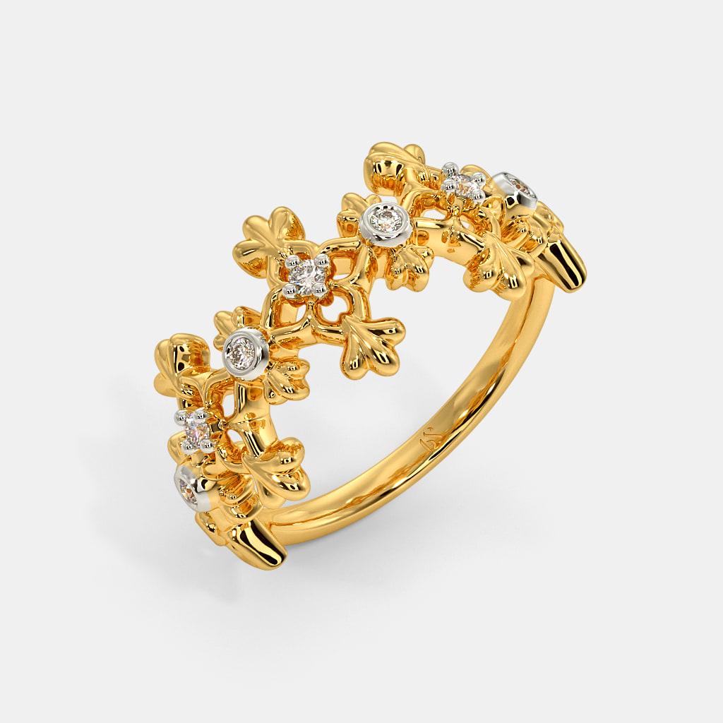 The Tobias Infinity Ring