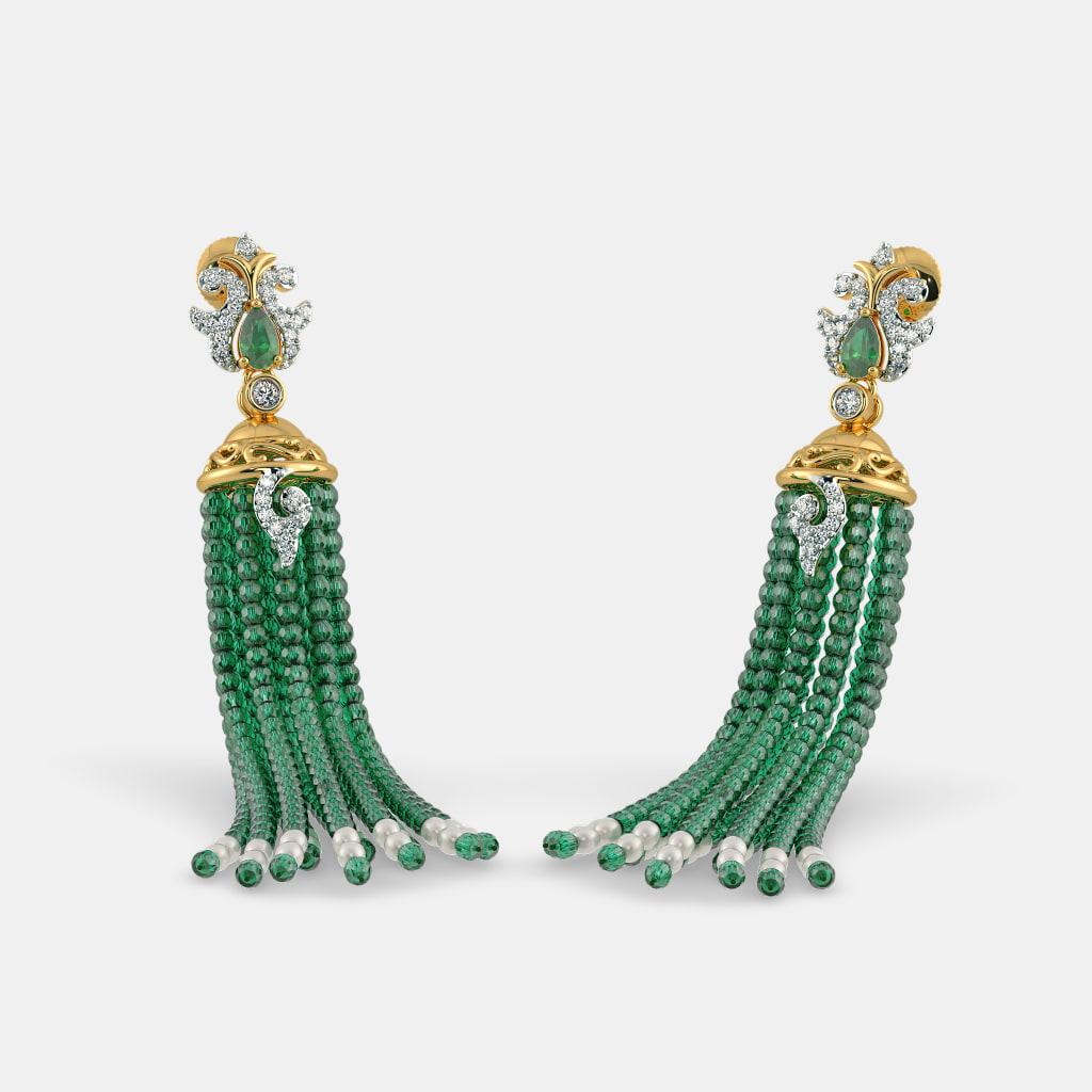 The Janai Drop Earrings