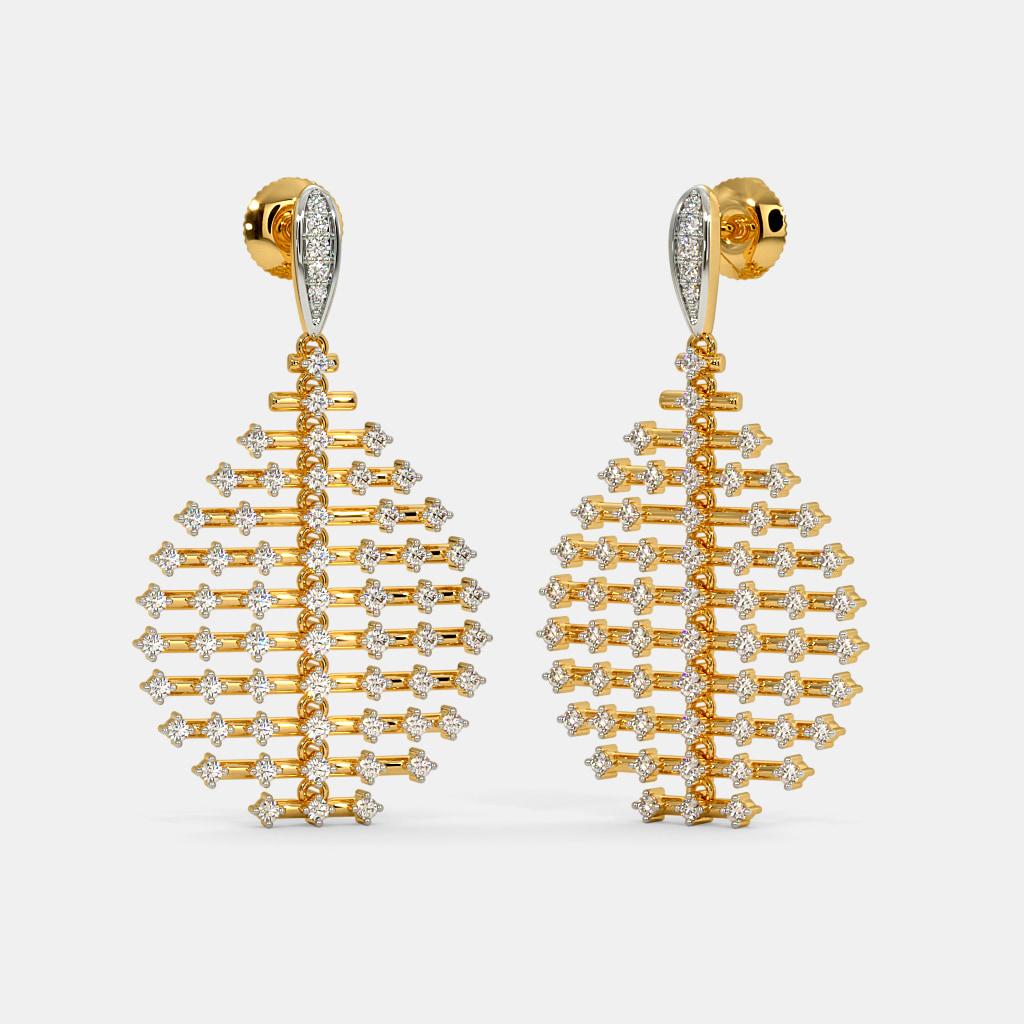 The Oren Drop Earrings
