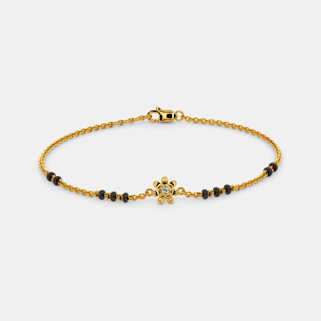The Lilit Mangalsutra Bracelet