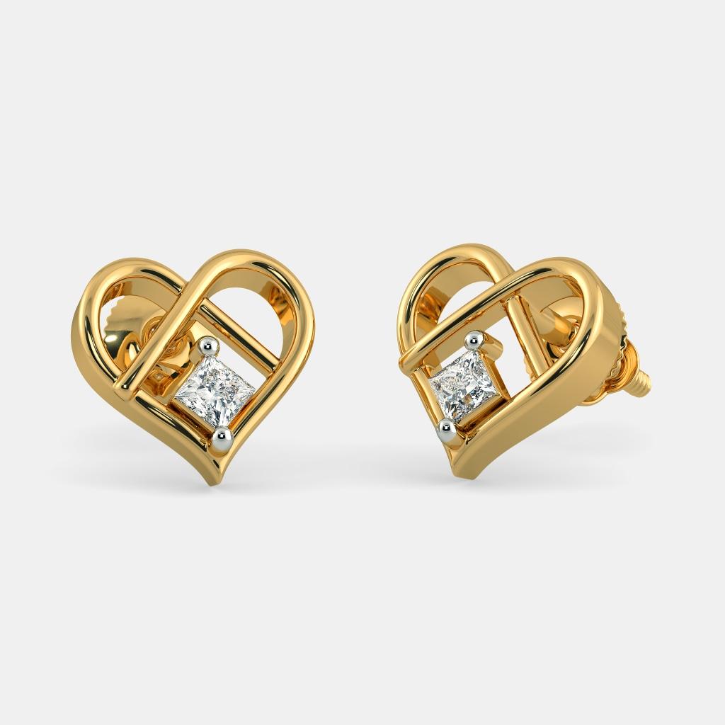 The Deirdre Earrings