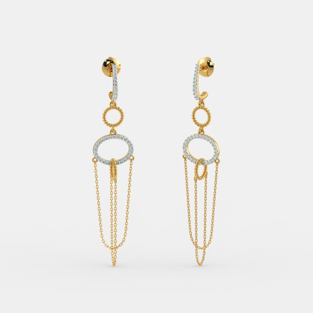 The Aliya Dangler Earrings