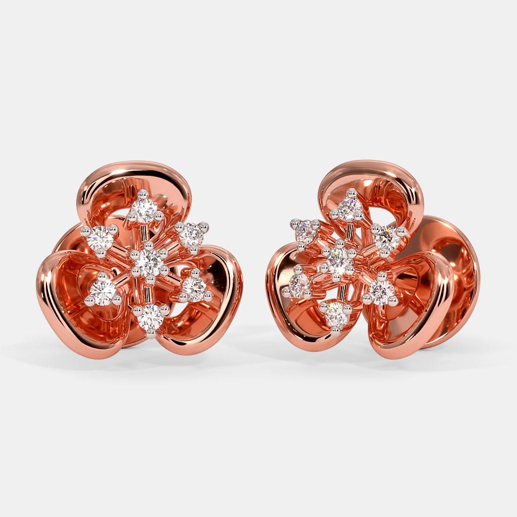 The Yayu Stud Earrings For Kids