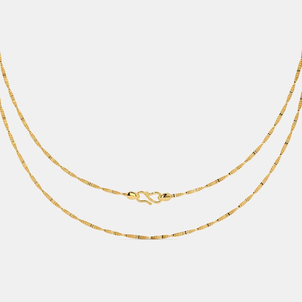 The Leia Gold Chain