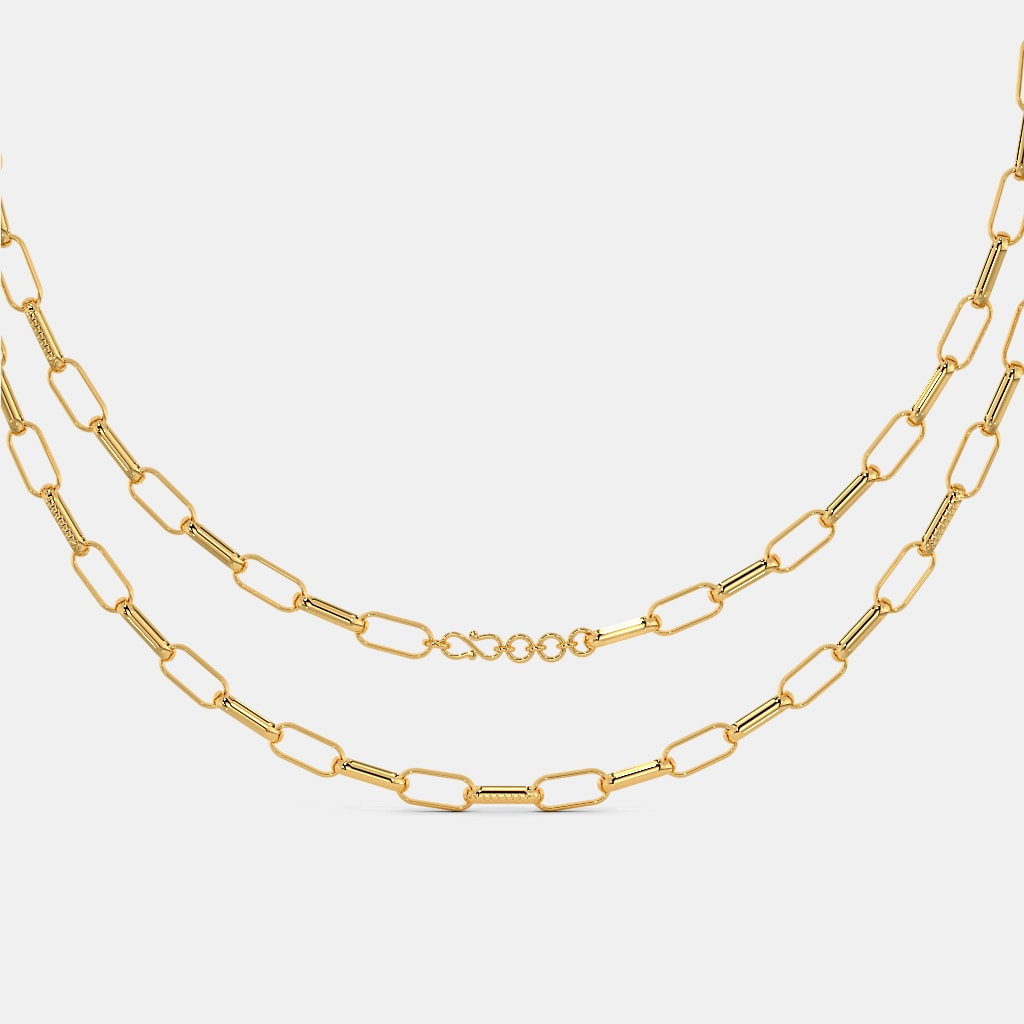 The Figaro Gold Chain