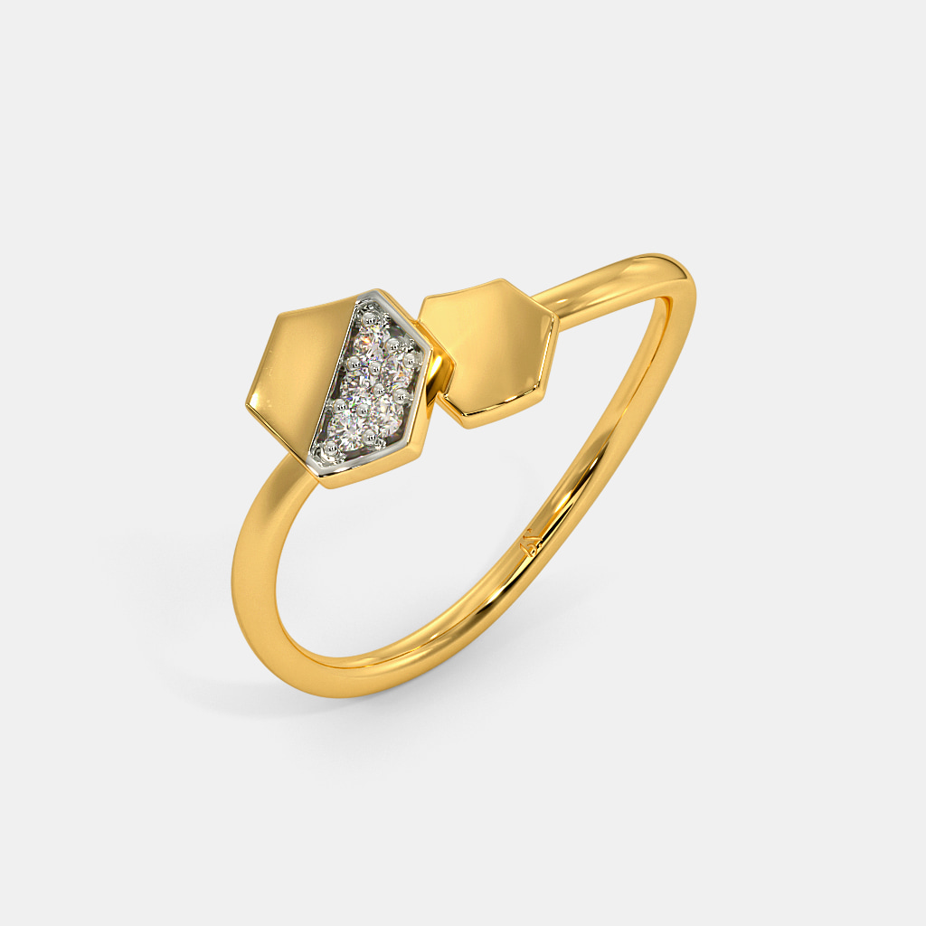 The Solid Hex Ring