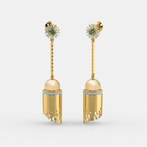 The Lavishness Drop Earrings