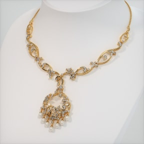 The Jahanara Necklace