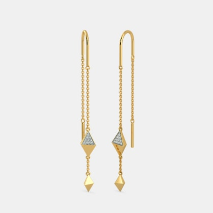 The Vitality Sui Dhaga Earrings