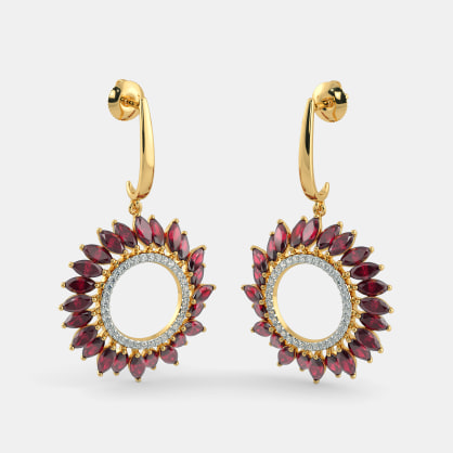 The Egerton Drop Earrings